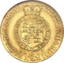 1813 guinea