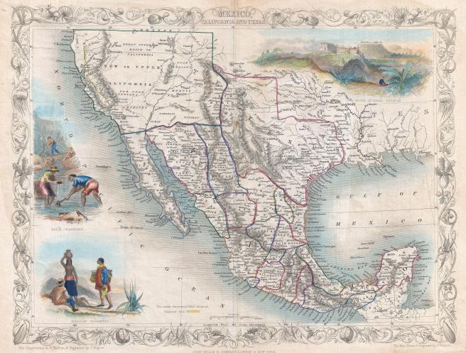 1851_Tallis_Map_of_Mexico,_Texas,_and_California_-_Geographicus_-_MexicoTexas2-tallis-1851